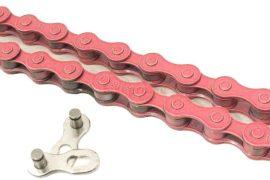 KMC Z 410 lánc pink