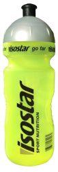 ISOSTAR kulacs 650 ml átlátszó fluo