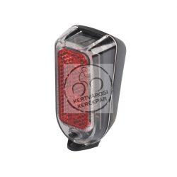 EXTEND ZION hátsó lámpa sárvédőre elemes