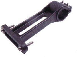 Kulacstartó adapter nyeregcsőre (BT40720)