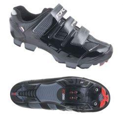 FORCE FREE MTB kerékpáros cipő fekete