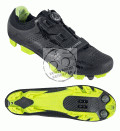 FORCE CRYSTAL MTB kerékpáros cipő fekete
